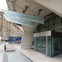 civil aviation authority kemble street